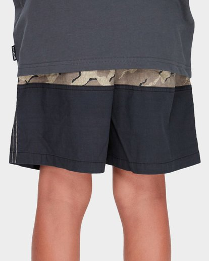 5 TEEN SPLIT STRETCH WALKSHORT Camo 8582704 Billabong
