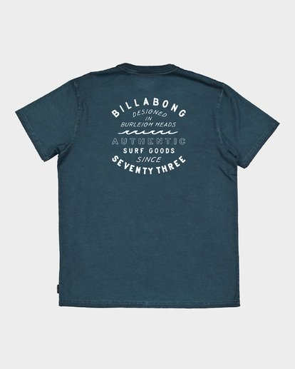 5 Boys Type Wave Tee Blue 8591007 Billabong