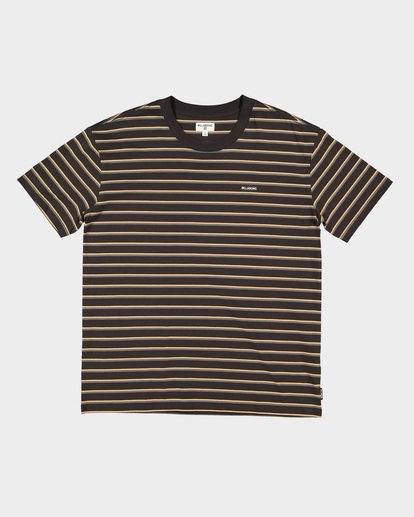 4 Boys Indie Stripe Black 8591016 Billabong