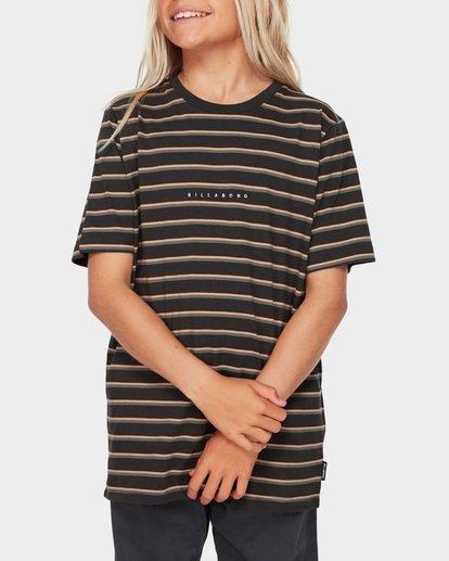0 Boys Indie Stripe Black 8591016 Billabong