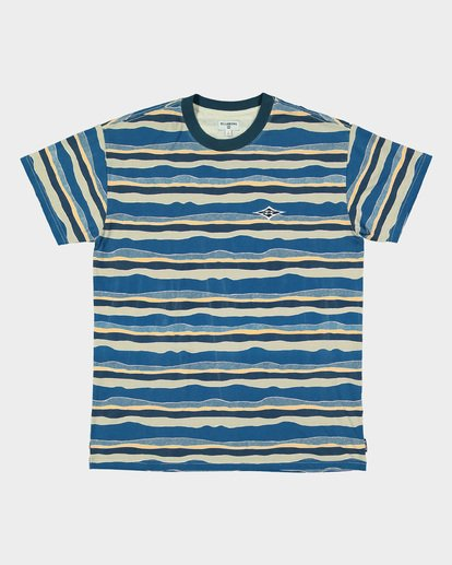 4 Boys Tear Stripe Blue 8591018 Billabong