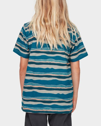 3 BOYS TEAR STRIPE Blue 8591018 Billabong