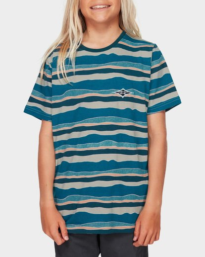 1 BOYS TEAR STRIPE Blue 8591018 Billabong