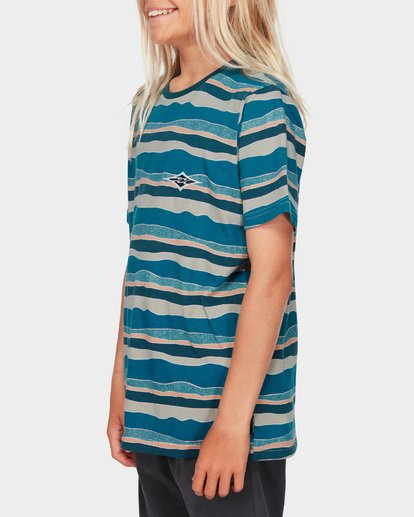 2 Boys Tear Stripe Blue 8591018 Billabong