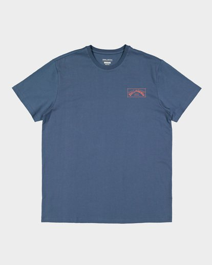3 Boys Boxed Arch T Grey 8591051 Billabong