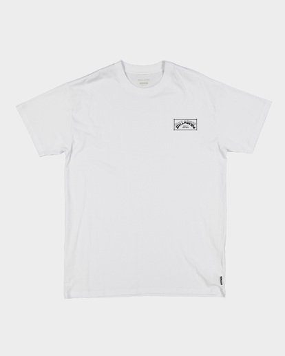4 Boys Boxed Arch T White 8591051 Billabong