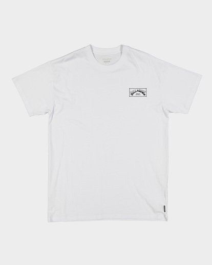 3 Boys Boxed Arch T White 8591051 Billabong