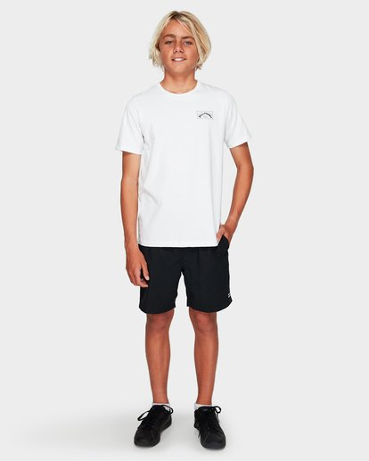 5 Boys Boxed Arch T White 8591051 Billabong