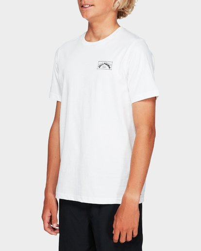 1 Boys Boxed Arch T White 8591051 Billabong