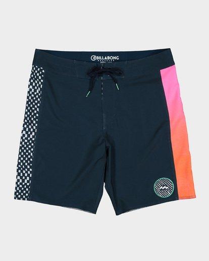 4 Teens D Bah Pro Boardshorts Blue 8591407 Billabong