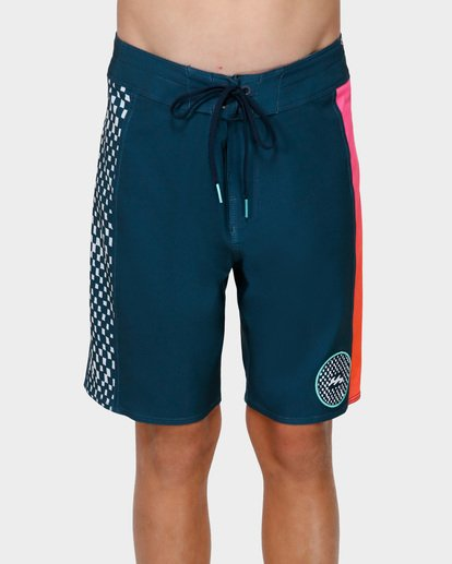 0 Teens D Bah Pro Boardshorts Blue 8591407 Billabong