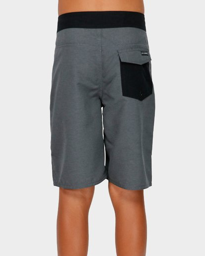 2 BOYS SHADOW CUT ORIGINAL BOARDSHORTS Grey 8591425 Billabong