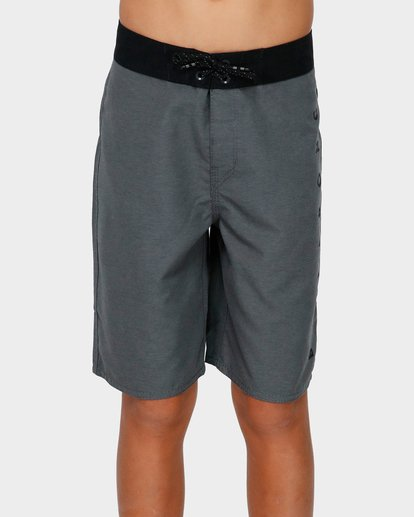 0 BOYS SHADOW CUT ORIGINAL BOARDSHORTS Grey 8591425 Billabong