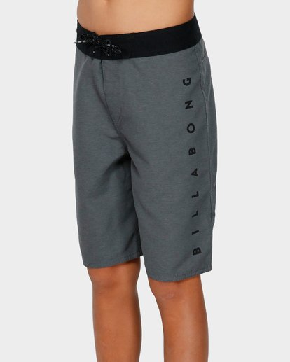 1 BOYS SHADOW CUT ORIGINAL BOARDSHORTS Grey 8591425 Billabong