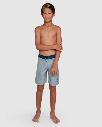 11 Boys Shadow Cut Og Grey 8591425X Billabong