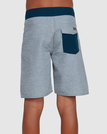 2 Boys Shadow Cut Og Grey 8591425X Billabong