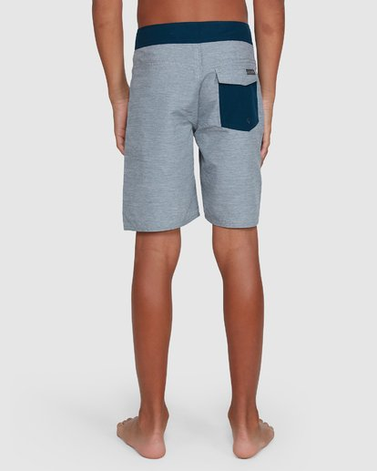 8 Boys Shadow Cut Og Grey 8591425X Billabong