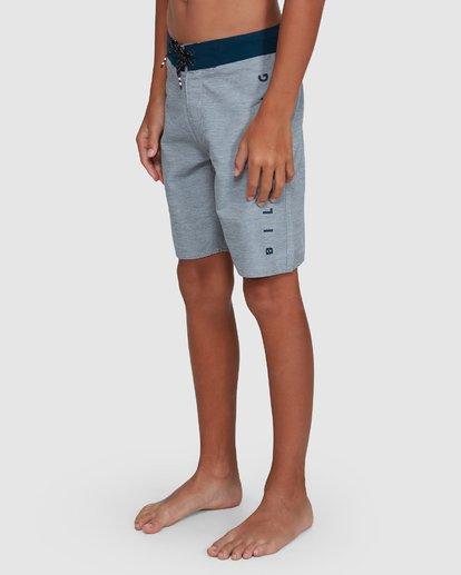 7 Boys Shadow Cut Og Grey 8591425X Billabong