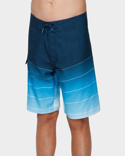 1 Boys Vault Original Boardshorts Blue 8591426 Billabong