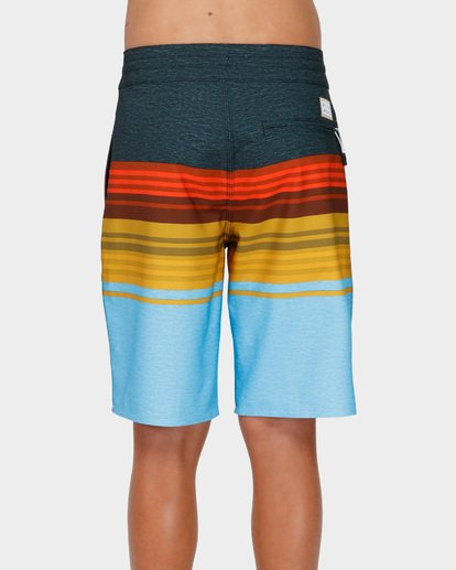 2 BOYS SPINNER LO TIDE BOARDSHORTS Blue 8591438 Billabong