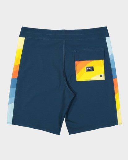 4 Boys D Bah Pro Boardshorts Blue 8592407 Billabong