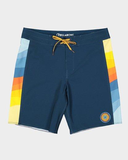 3 Boys D Bah Pro Boardshorts Blue 8592407 Billabong