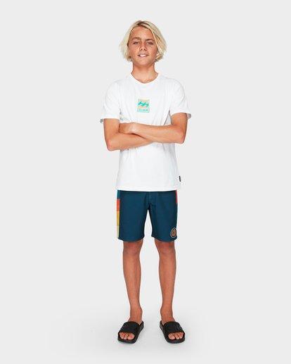 5 Boys D Bah Pro Boardshorts Blue 8592407 Billabong