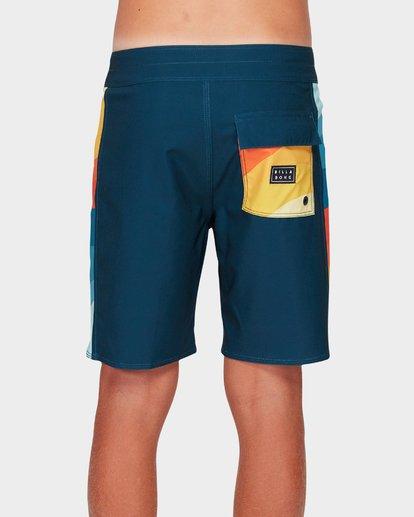 2 Boys D Bah Pro Boardshorts Blue 8592407 Billabong