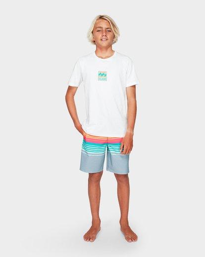5 Boys Spinner Lo Tide Boardshorts Black 8592416 Billabong