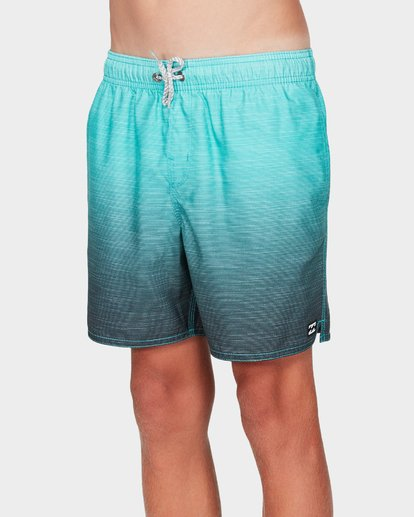1 BOYS SERGIO LAYBACK BOARDSHORTS Black 8592417 Billabong