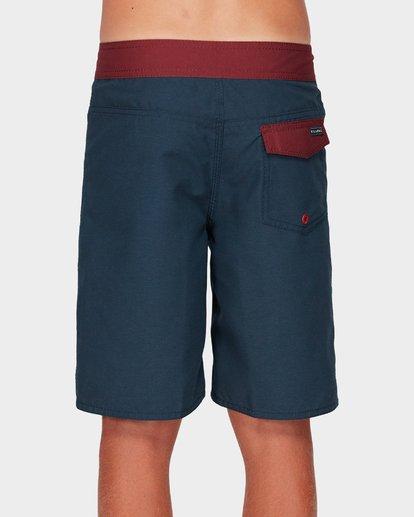 2 Boys Shadow Cut Og Boardshorts Blue 8592425 Billabong