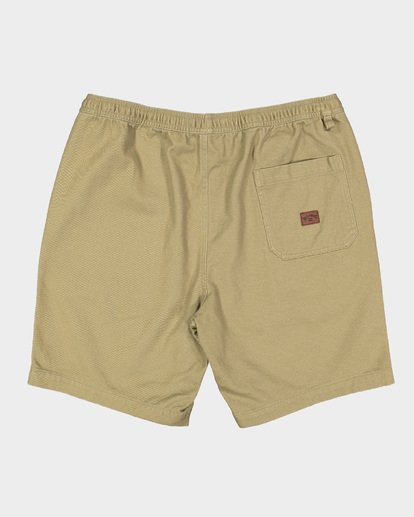 10 Boys Larry Twill Shorts Grey 8592733 Billabong
