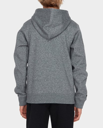 2 TEEN ADIV SHORELINE ZIP HOOD Grey 8595628 Billabong