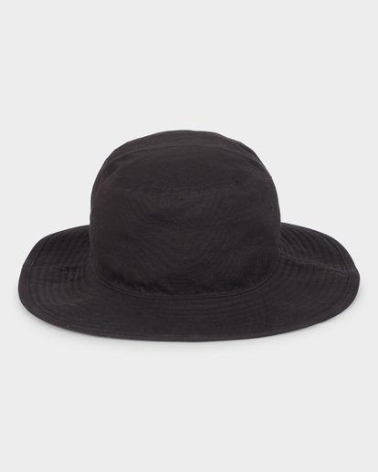 2 Boys Big John Bucket Hat Black 8603302 Billabong