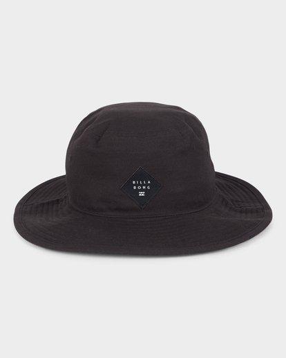 2 Boys Big John Bucket Hat Black 8603302 Billabong