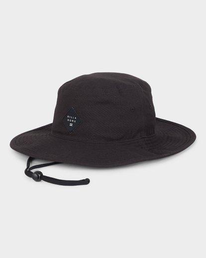 1 Boys Big John Bucket Hat Black 8603302 Billabong