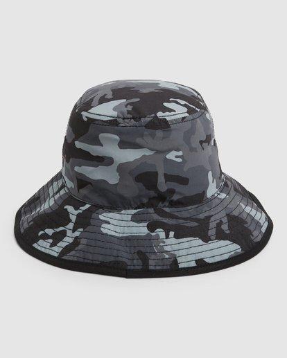 2 Boys Division Reversible Hat Black 8603312 Billabong