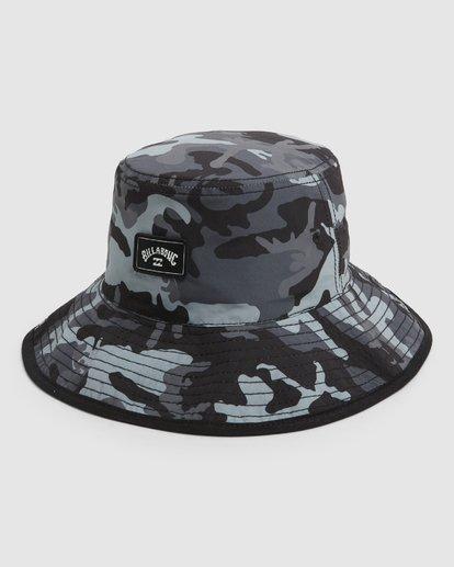 1 Boys Division Reversible Hat Black 8603312 Billabong