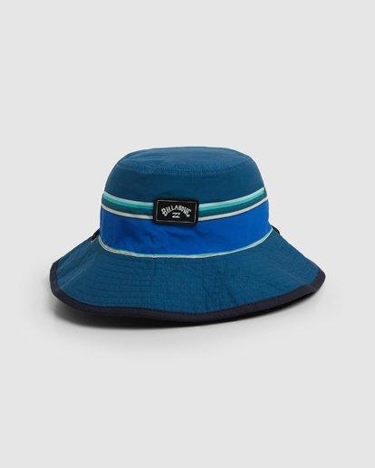 2 Boys Division Reversible Hat Blue 8603312 Billabong