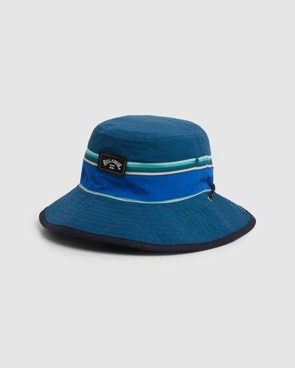 0 Boys Division Reversible Hat Blue 8603312 Billabong