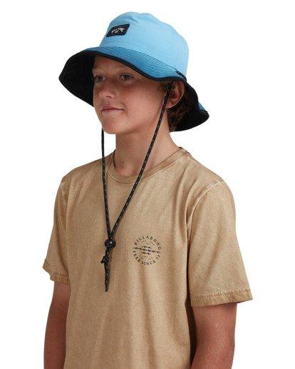 1 Boys Division Reversible Hat Blue 8603312 Billabong