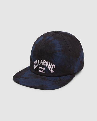 0 Boys Platform Cap Blue 8607325 Billabong