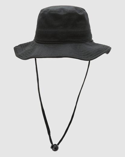 3 Boys Big John Hat Black 8613301 Billabong