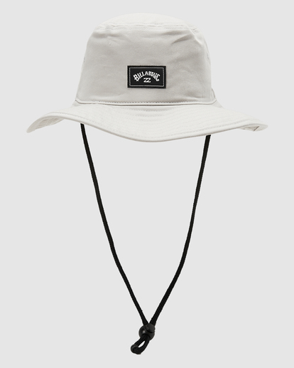 1 Boys Big John Hat Grey 8613301 Billabong