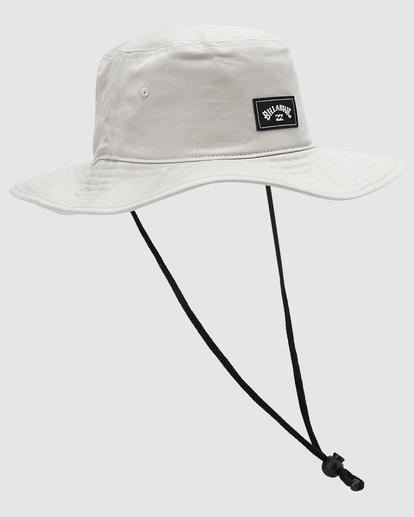 3 Boys Big John Hat Grey 8613301 Billabong