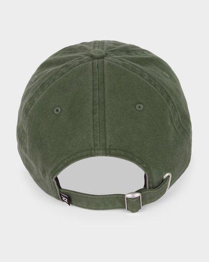 2 TEEN TERRACE LAD CAP Green 8682311 Billabong