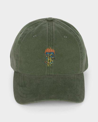 1 TEEN TERRACE LAD CAP Green 8682311 Billabong