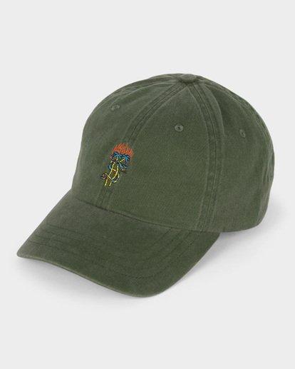 0 TEEN TERRACE LAD CAP Green 8682311 Billabong