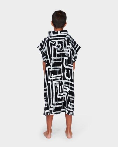 2 TEEN HOODIE TOWEL Black 8682705 Billabong