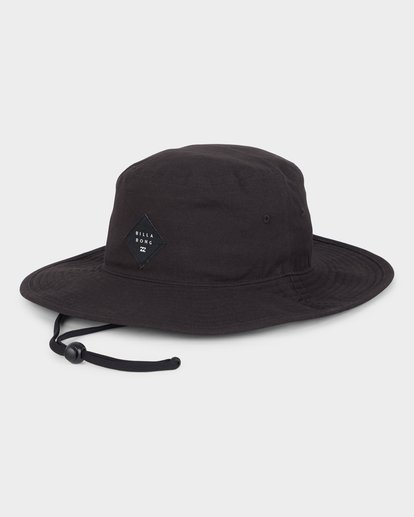 3 BOYS BIG JOHN HAT Black 8691302 Billabong
